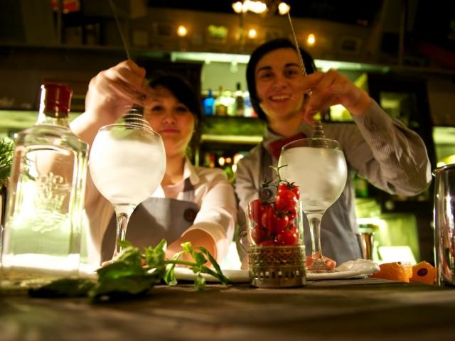 Komoly kortyok: a gin