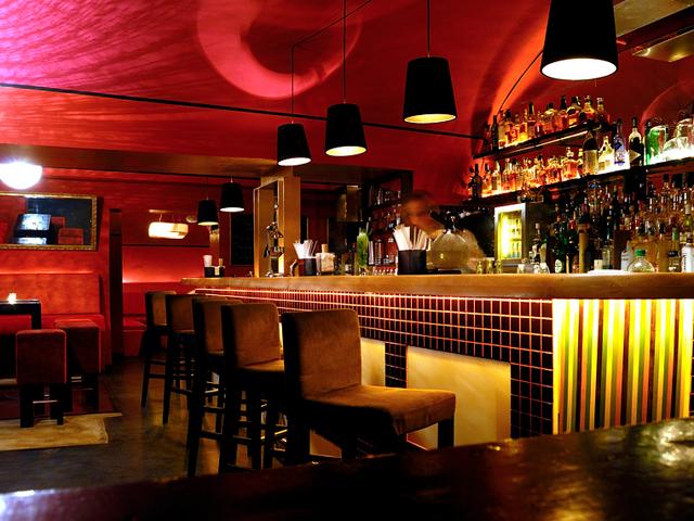 Boutiq' Bar, Budapest
