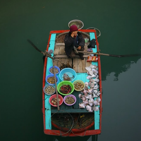 Vietnam ízei