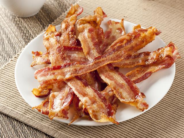 Egy perc és kész – baconchips