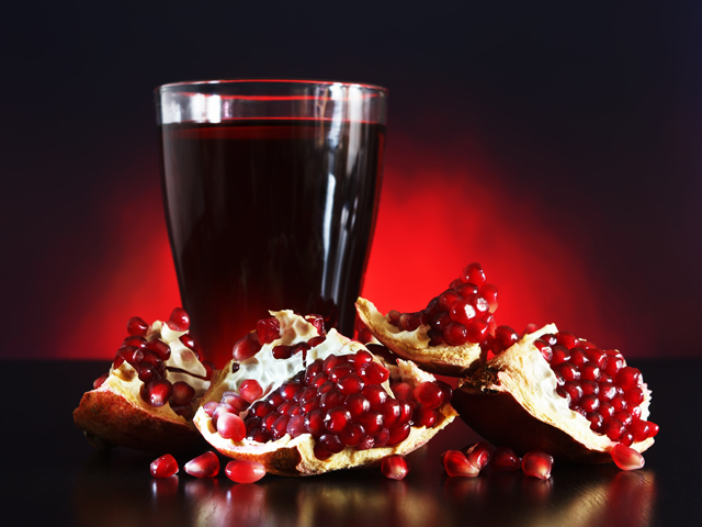 Гранат Врачи-диетологи отмечают, что лучшего фрукта для проведения разгрузо