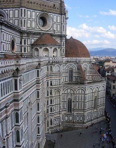 Firenzei séta