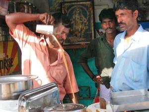 India ajándéka: a chai