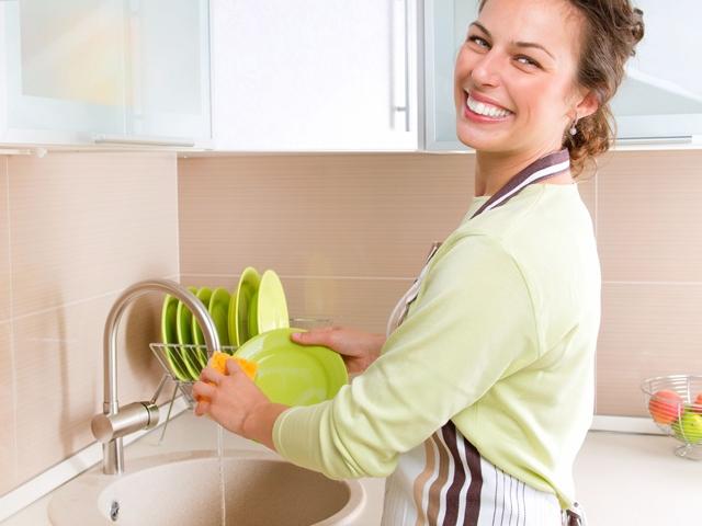 5 ok, hogy mosogató kesztyűvel mosogassunk
