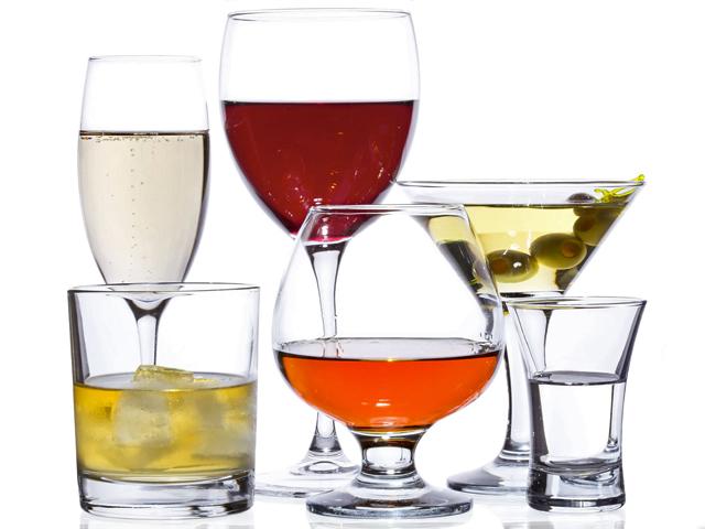 Talpig poharak - Mit miből, pohár kisokos