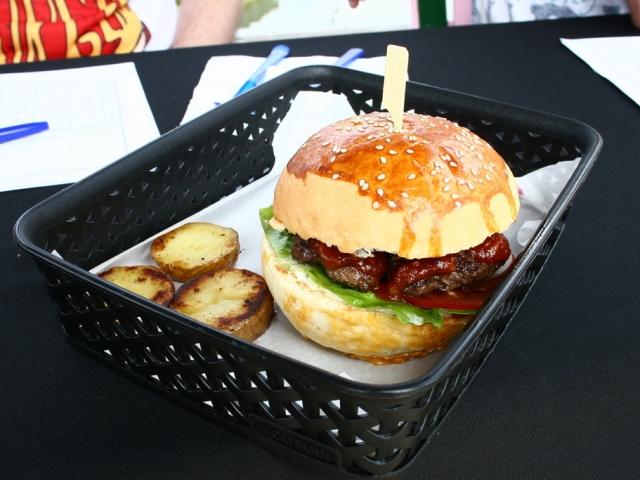 Hamburgerday 2.0 – Újra a Millenáris Parkban