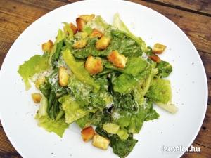 Klasszikus Cézár saláta