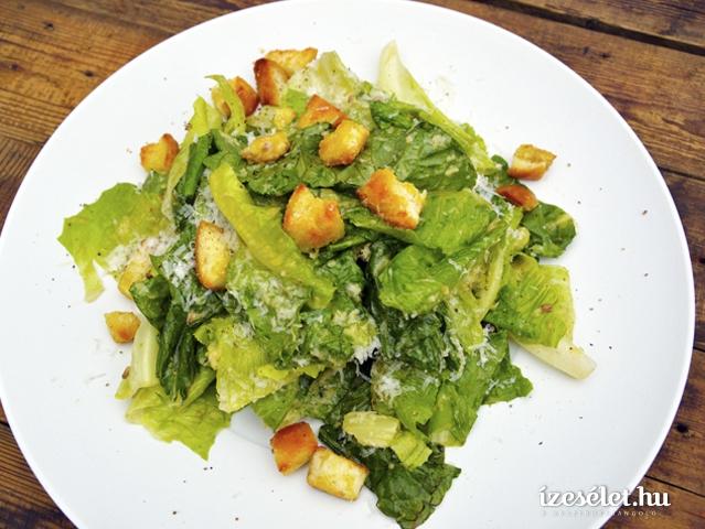 Cézár saláta