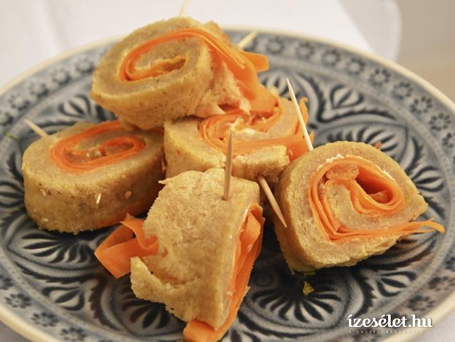 Répás-mazsolás kenyérszusi