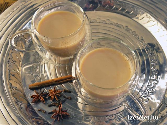 Fűszeres tejes tea - Chai