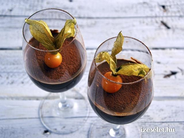 Fűszeres csokoládékrém