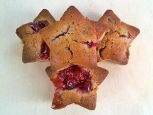 Cseresznyelekváros, csokis muffin