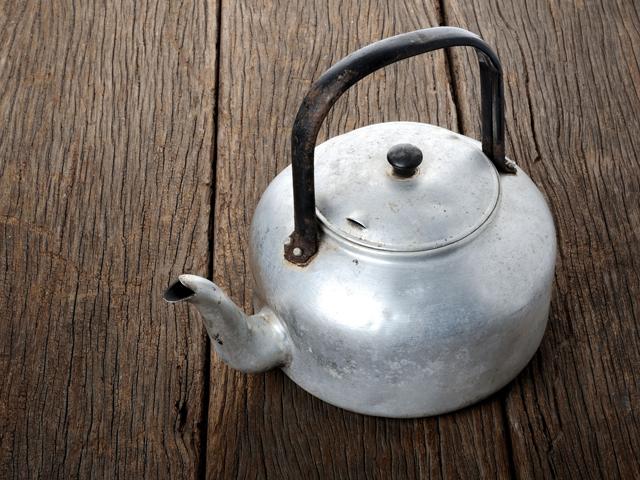 Ittál már sült teát?