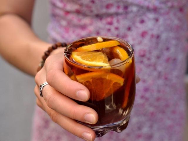 Cascara, a kávégyümölcstea