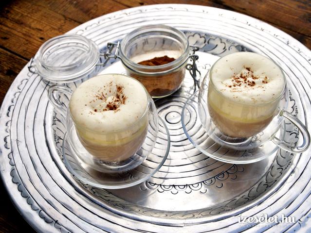 1118  Forró sütőtökös latte