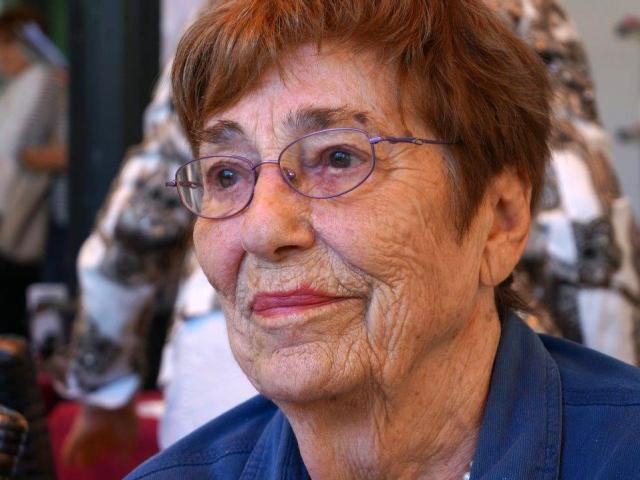 Elhunyt F. Nagy Angéla újságíró, gasztronómus szakíró