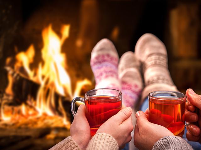 Téli szünet a kanapén – Szerelmes konyhafilmek