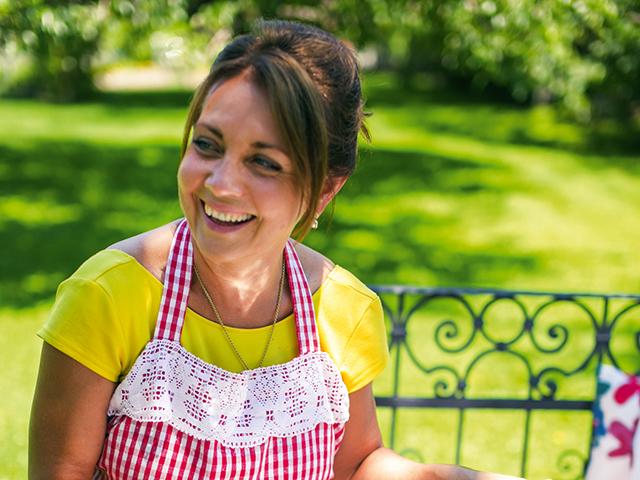 Rost Andrea kedvence: gránátalmalében pácolt pulyka pirított polentával és vackorral