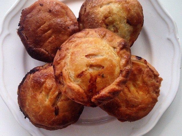 Mini Piknik Pie variációk