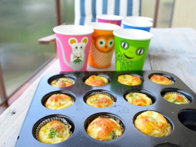 Zöldséges minifalatok gyerekeknek (gluténmentes)