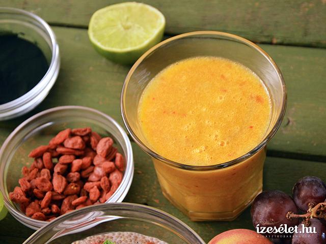 3 vitaminturmix, amitől a január is bébikönnyű lesz!