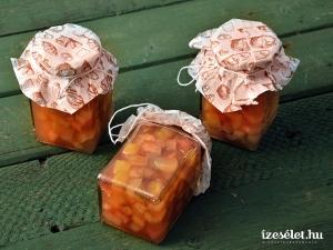 Fűszeres almalekvár