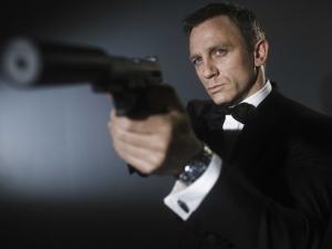 Daniel Craig, a konyhafőnök