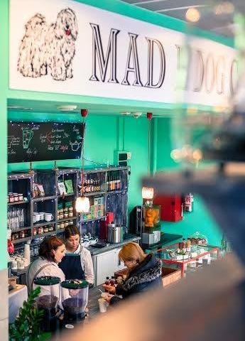 Mad Dog Cafe Haus