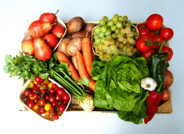 Gyári zöldség helyett egészség (x)