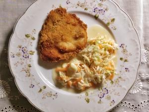 Coleslaw az amerikai káposztasaláta - tej- és tojásmentesen