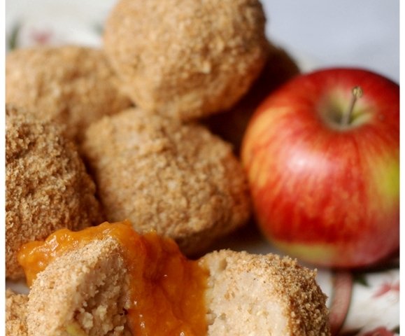 Almás gombóc
