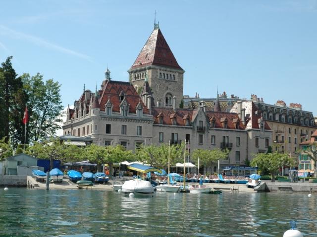 Kalandok a Genfi-tó körül - Svájc ízei