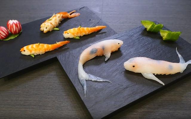 Elképesztő megoldások sushi-ra!