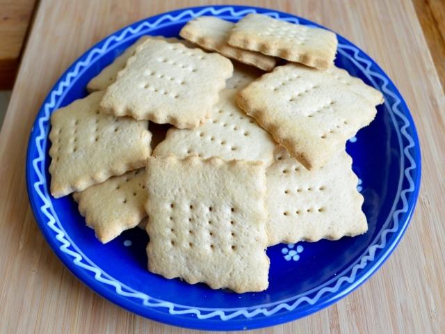 Gluténmentes háztartási keksz