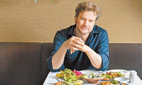 Colin Firth és a világ ízei
