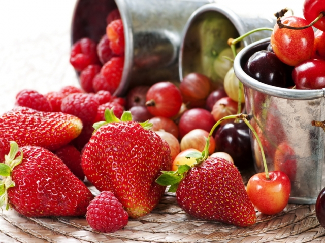 Az 5 leggyümölcsösebb tavaszi édesség