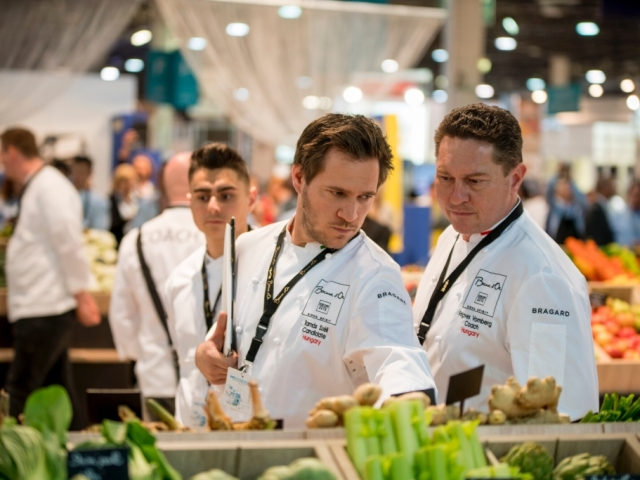 Budapesten a szakácsok leglátványosabb versenye