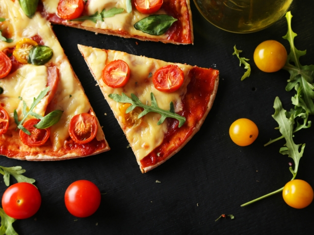 Újramelegített pizza is lehet finom!