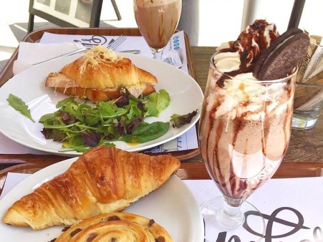 Amber's French Bakery & Café, Budapest