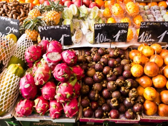 Piacos sorozatunk második része: Naschmarkt, Bécs