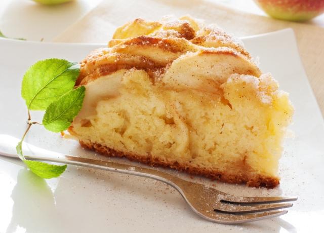 Német almás sütemény