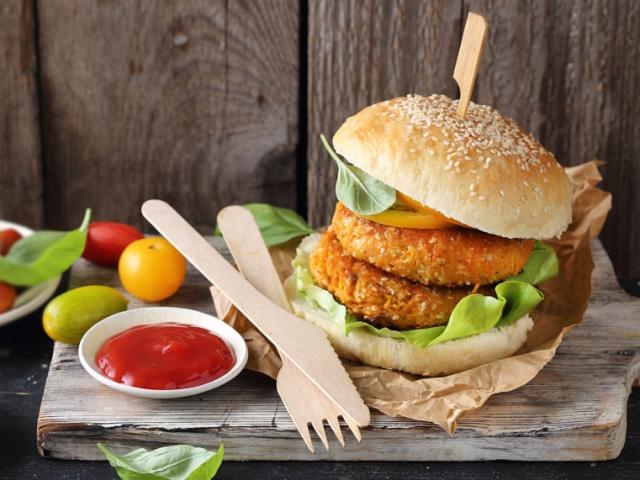 Nyárbúcsúztató hamburger