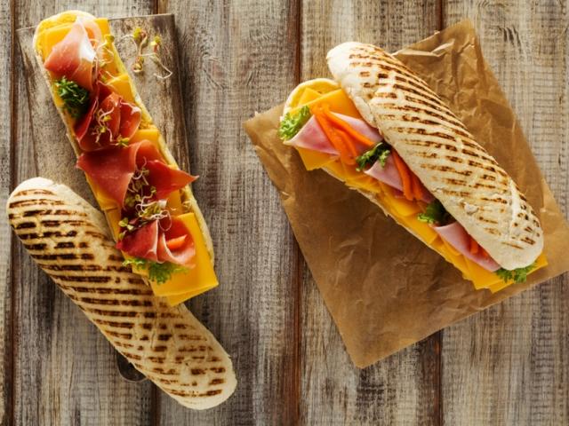 Íme az utazást legjobban tűrő 4 szendvics