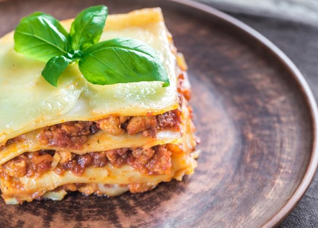 Hogyan készül a tökéletes lasagne?