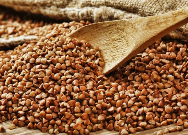 Isteni hajdinás granola