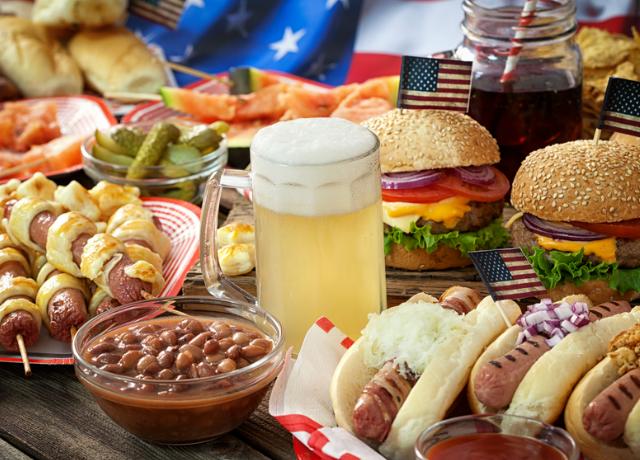 Minden idők 25 kedvenc étele Amerikában