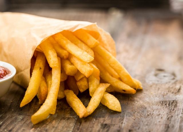 Tudtad, hogy néhány McDonald's-ban ilyen is kapható?