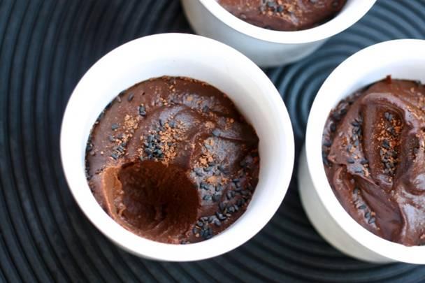 Csokipuding édeskrumpliból