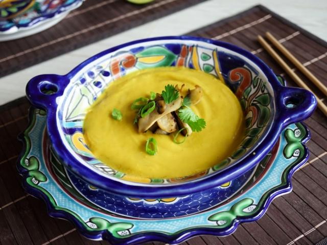 Thai vöröslencse leves