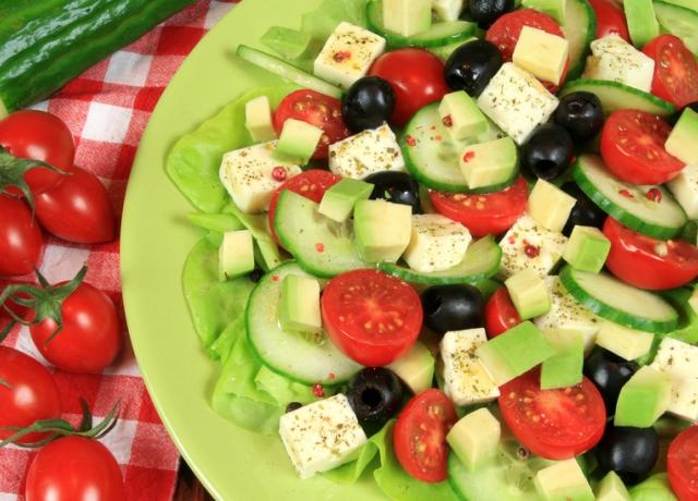 Caprese saláta picit másképp